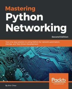 Mastering Python Networking, 2/e-cover