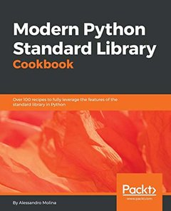 Modern Python Standard Library Cookbook-cover