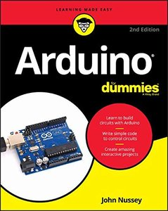Arduino For Dummies (For Dummies (Computer/tech))-cover