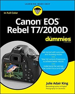 Canon EOS Rebel T7/2000D For Dummies (For Dummies (Computer/tech))-cover