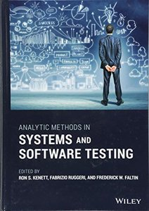 Analytic Methods in Systems and Software Testing-cover
