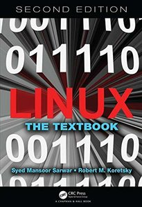 Linux: The Textbook, Second Edition-cover