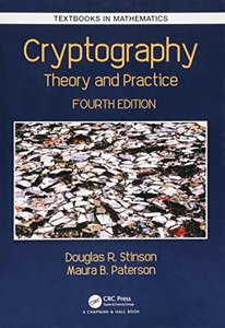 Cryptography : Theory and Practice, 4/e (Hardcover)-cover