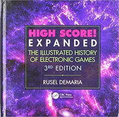 High Score! Expanded: The Illustrated History of Electronic Games 3rd Edition-cover