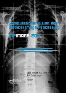 Computational Vision and Medical Image Processing: VipIMAGE 2011-cover