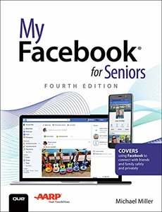 My Facebook for Seniors (4th Edition)-cover