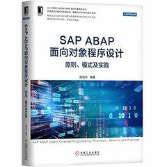 SAP ABAP 面向對象程序設計:原則、模式及實踐-cover