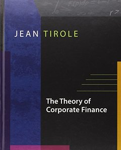 The Theory of Corporate Finance (Hardcover)-cover