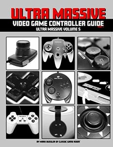 Ultra Massive Video Game Controller Guide Part 1: Ultra Massive Volume 5-cover