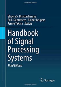 Handbook of Signal Processing Systems-cover