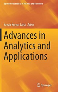 Advances in Analytics and Applications (Springer Proceedings in Business and Economics)-cover