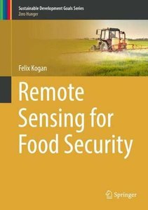 Remote Sensing for Food Security (Sustainable Development Goals Series)-cover