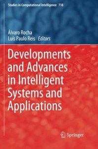 Developments and Advances in Intelligent Systems and Applications (Studies in Computational Intelligence)-cover