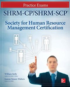 SHRM-CP/SHRM-SCP Certification Practice Exams (All in One)-cover