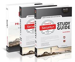 CompTIA Security+ Certification Kit: Exam SY0-501-cover