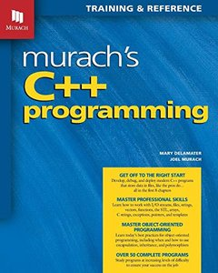 Murach's C++ Programming-cover