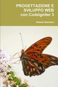 Progettazione e Sviluppo Web con CodeIgniter 3 (Italian Edition)-cover
