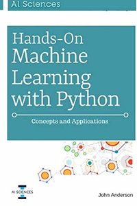 Hands On Machine Learning with Python-cover