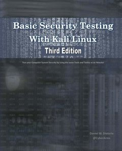 Basic Security Testing With Kali Linux, Third Edition-cover