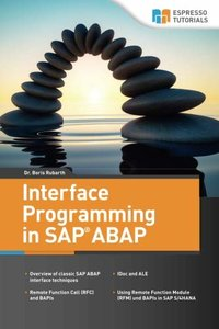 Interface Programming in SAP ABAP-cover