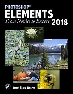 Photoshop Elements 2018: From Novice to Expert-cover