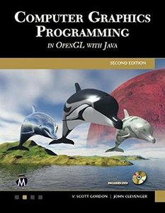 Computer Graphics Programming in OpenGL with JAVA (English) 2nd 版本-cover
