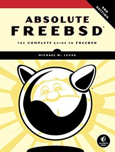 Absolute FreeBSD, 3rd Edition-cover