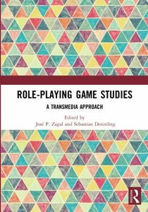 Role-Playing Game Studies: A Transmedia Approach-cover