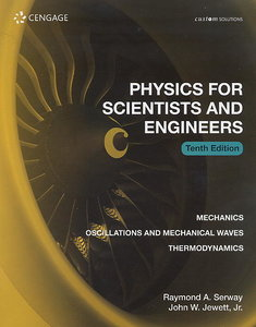 Physics for Scientists and Engineers & with Modern Physics, 10/e (Paperback) *(套書封膜不分售)* -cover