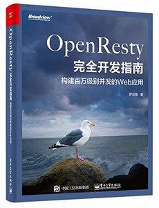 OpenResty完全開發指南:構建百萬級別並發的Web應用-cover