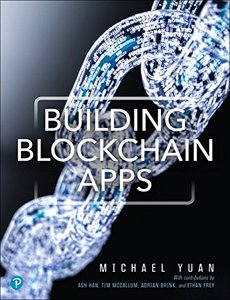 Building Blockchain Apps (Paperback)-cover