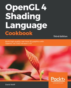 OpenGL 4 Shading Language Cookbook-cover