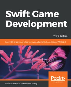 Swift Game Development - Third Edition-cover