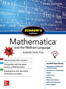 Schaum's Outline of Mathematica, Third Edition (Schaum's Outlines)-cover