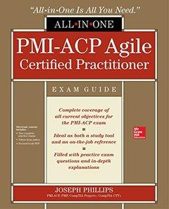 PMI-ACP Agile Certified Practitioner All-in-One Exam Guide-cover
