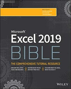 Excel 2019 Bible-cover