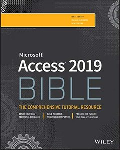 Access 2019 Bible-cover