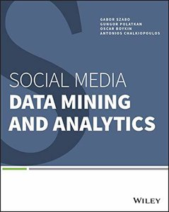 Social Media Data Mining and Analytics-cover