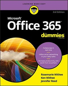 Office 365 For Dummies (For Dummies (Computer/Tech))-cover