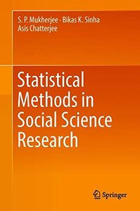 Statistical Methods in Social Science Research-cover