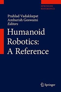 Humanoid Robotics: A Reference-cover