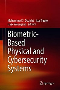Biometric-Based Physical and Cybersecurity Systems-cover