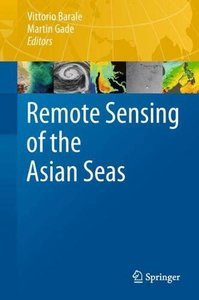 Remote Sensing of the Asian Seas-cover