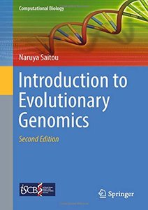 Introduction to Evolutionary Genomics (Computational Biology)-cover