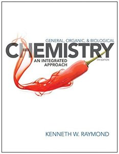 General Organic and Biological Chemistry : An Integrated Approach, 4/e (Hardcover)-cover