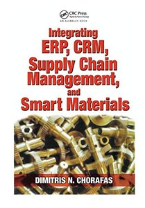 Integrating ERP, CRM, Supply Chain Management, and Smart Materials-cover