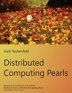 Distributed Computing Pearls (Synthesis Lectures on Distributed Computing Theory)-cover
