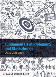 Fundamentals of Probability and Statistics, 2/e (Paperback)-cover