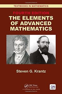 The Elements of Advanced Mathematics, 4/e (Hardcover)-cover