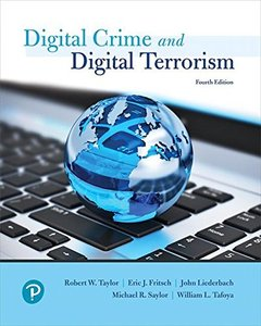Cyber Crime and Cyber Terrorism (4th Edition) (What's New in Criminal Justice)-cover